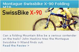 Bicycles.Net.Au reviews SwissBike X90