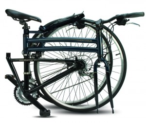 Montague Navigator folding bike
