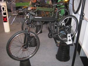 Montague Paratrooper Pro folding bike