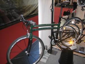 Montague FIT folding bike