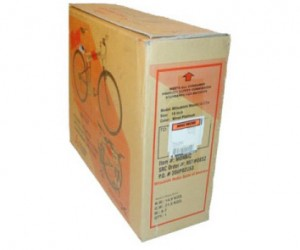 folding bike box