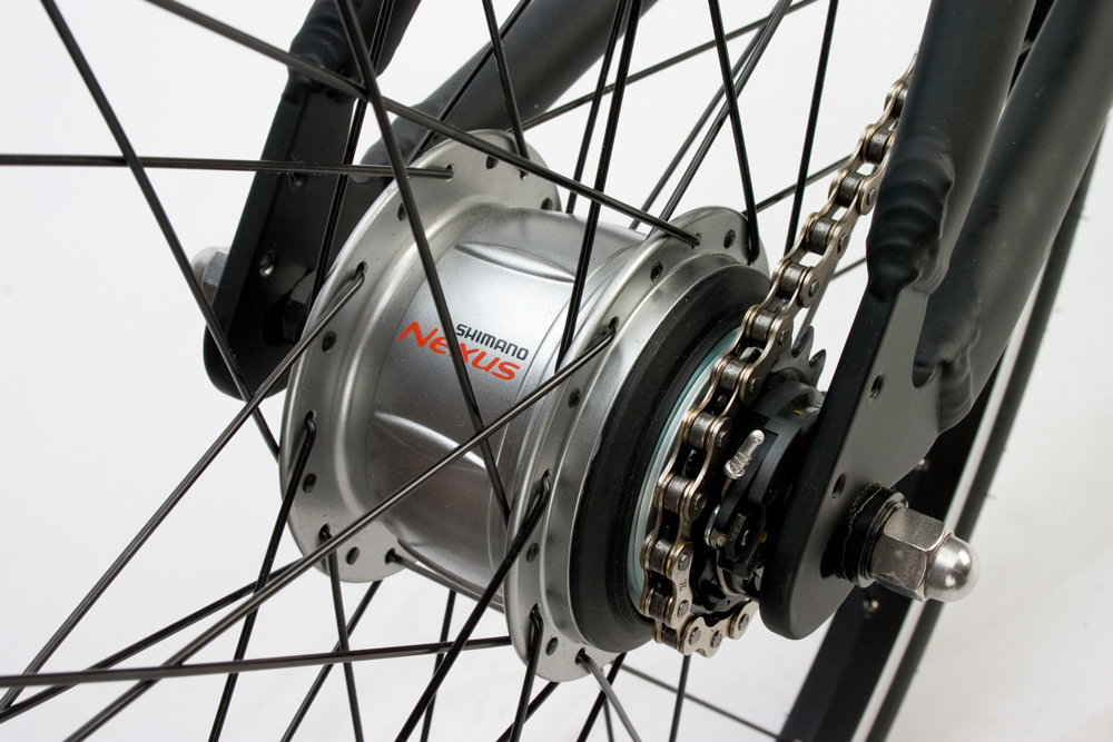 Why Use An Internal Gear Hub Montague Bikes