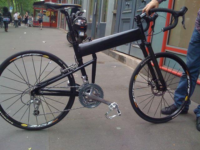 Mountain Bike Frame That