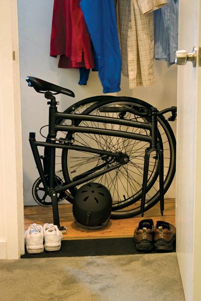 Winter Bicycle Storage Montague Bikes