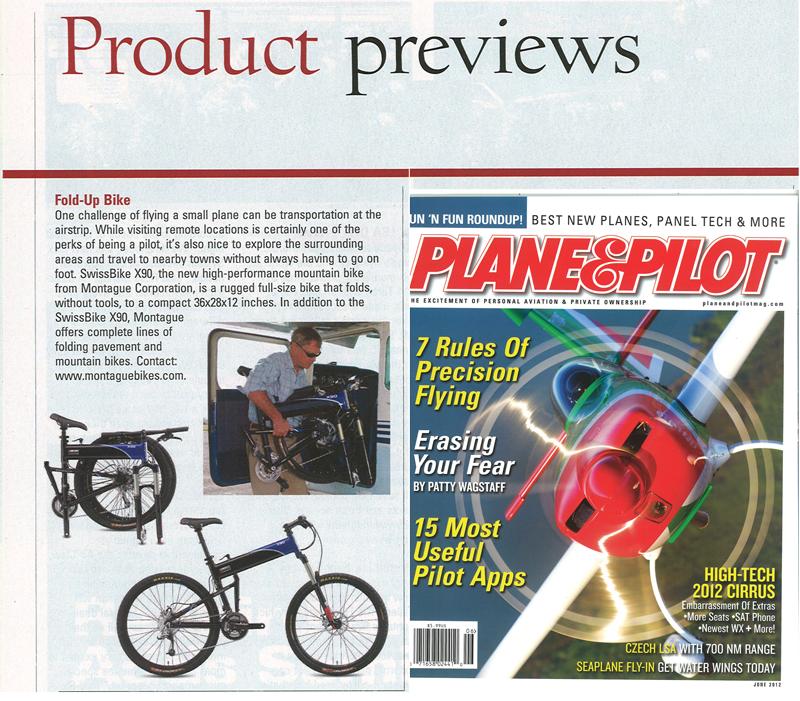 Plane & Pilot Montague Review