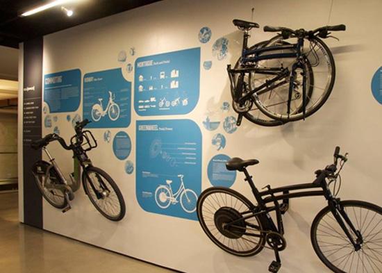 Montague Bikes in the BSA
