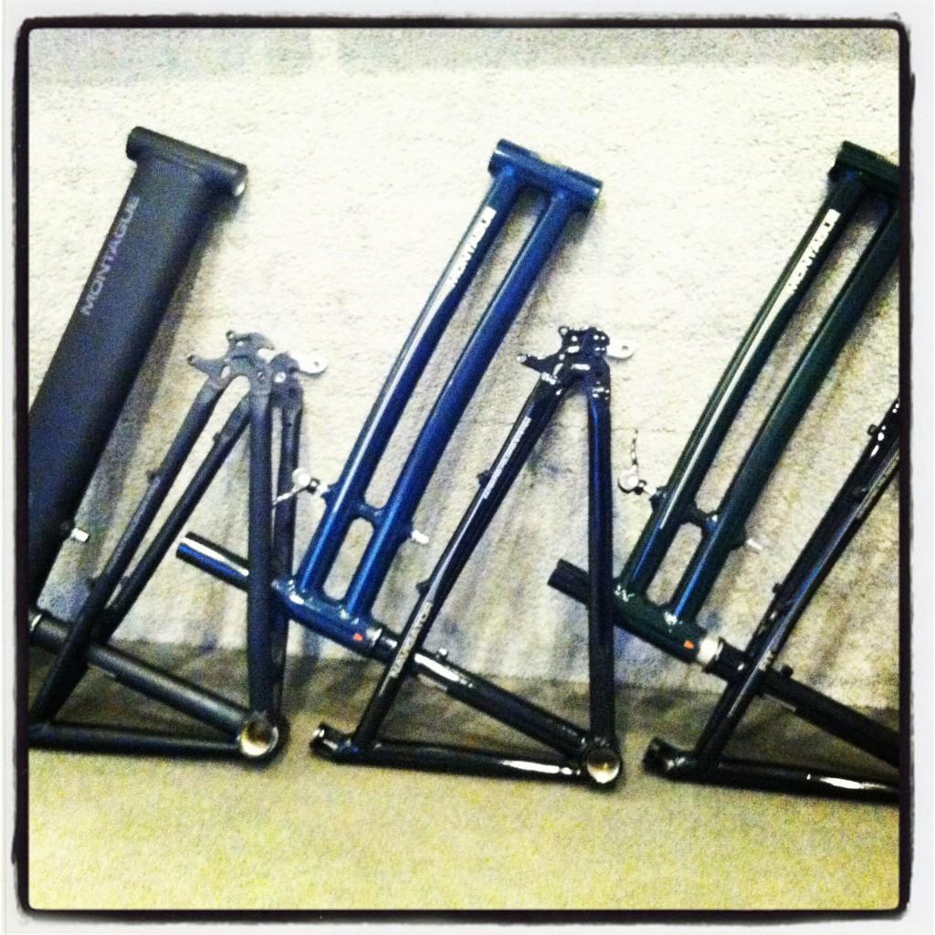 folding frames