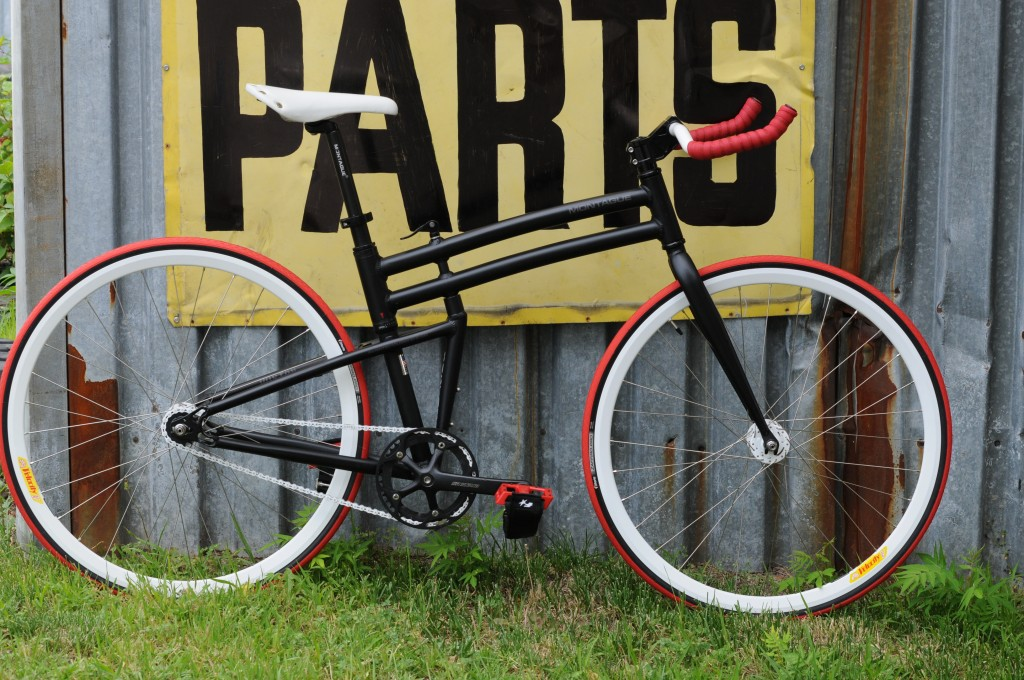 Queen of Hearts fixie