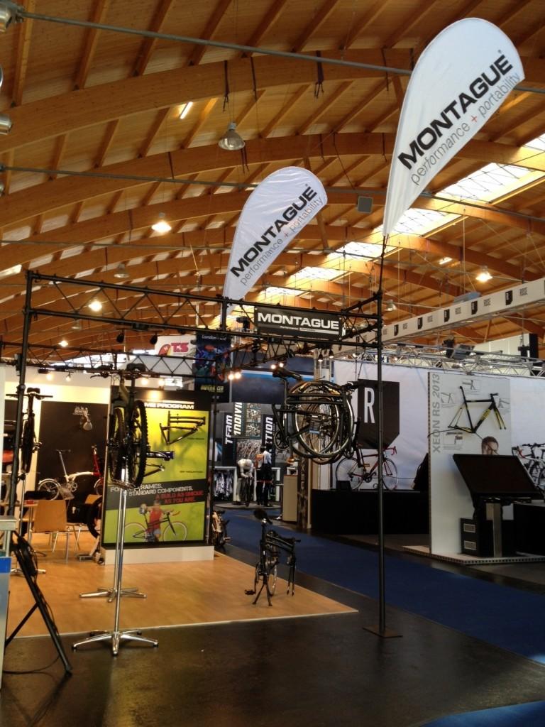 Eurobike booth 2012 2