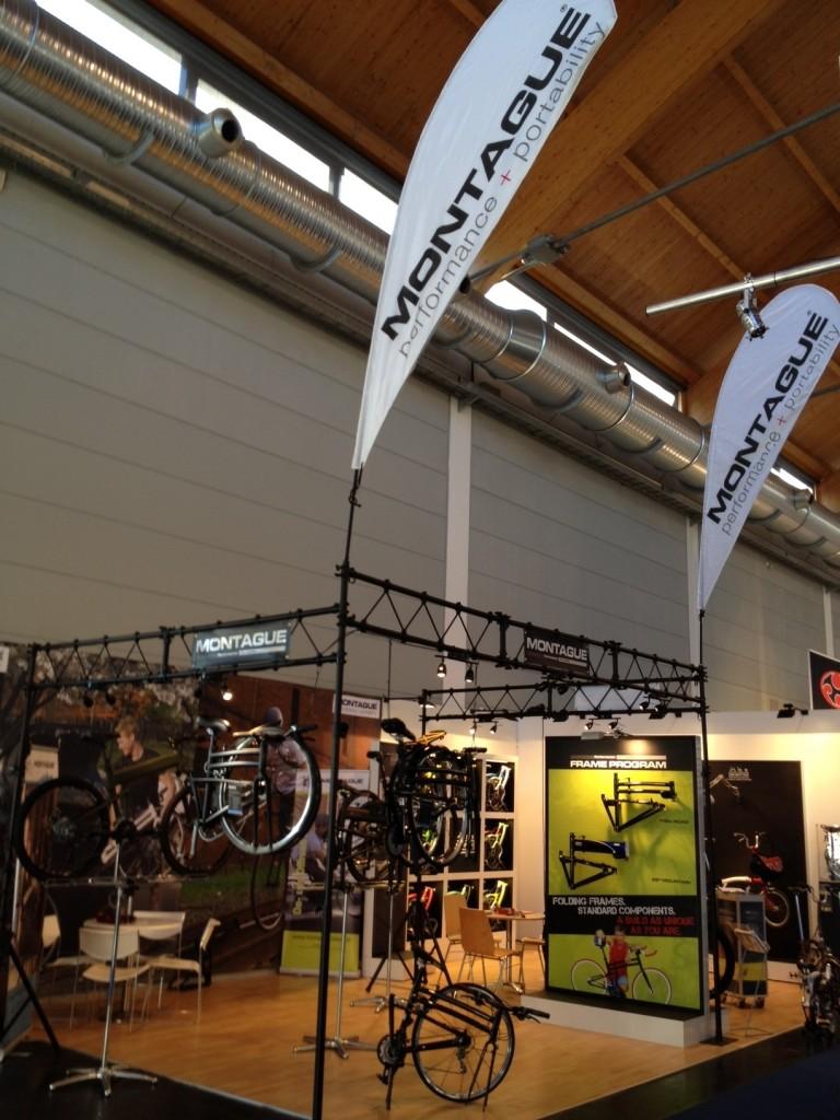 Eurobike booth 2012