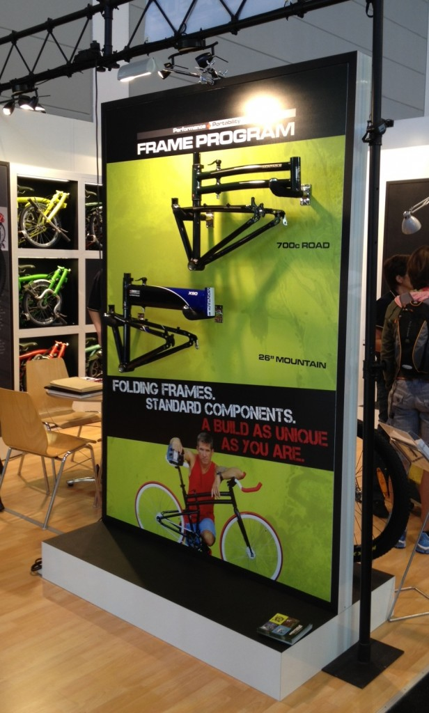 frame launch Eurobike 2012