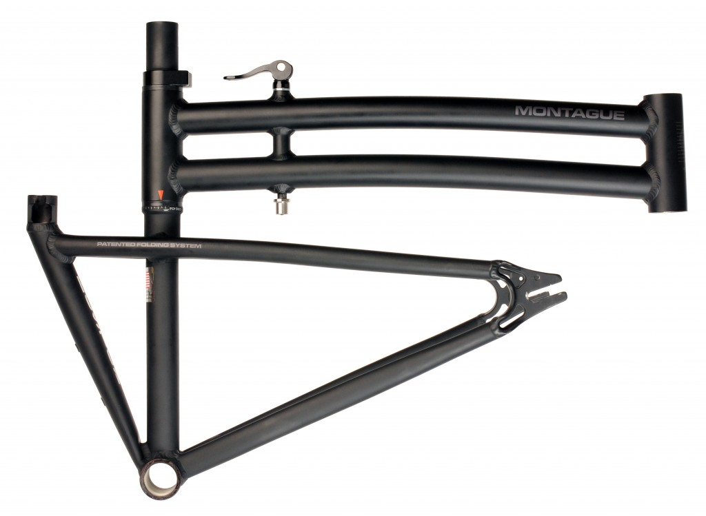 Montague Boston frameset folded