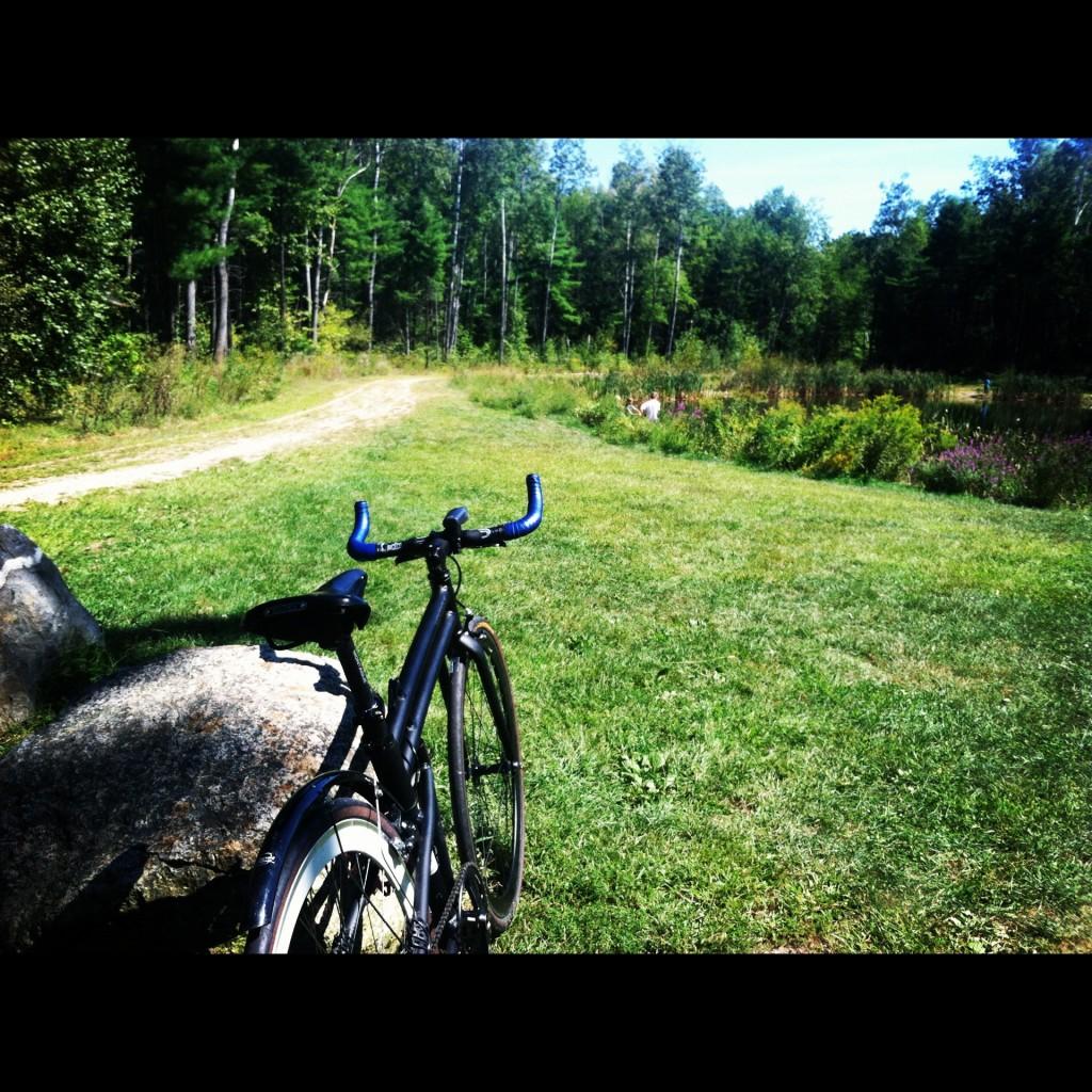 folding bike to new hampshire