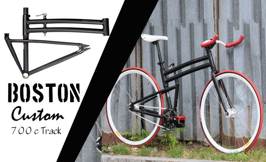 Boston Custom folding frameset