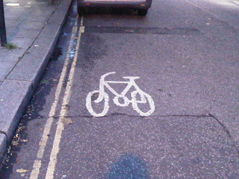 London bike secuity