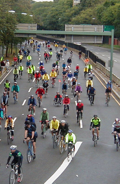 Not Just A Sport: Cycling as Transit