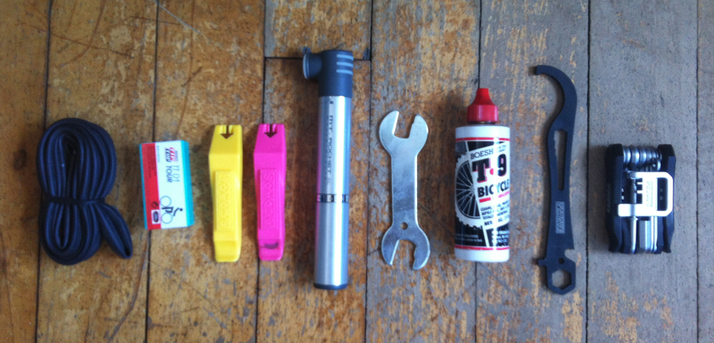 The Essentials – Tools to Ride With