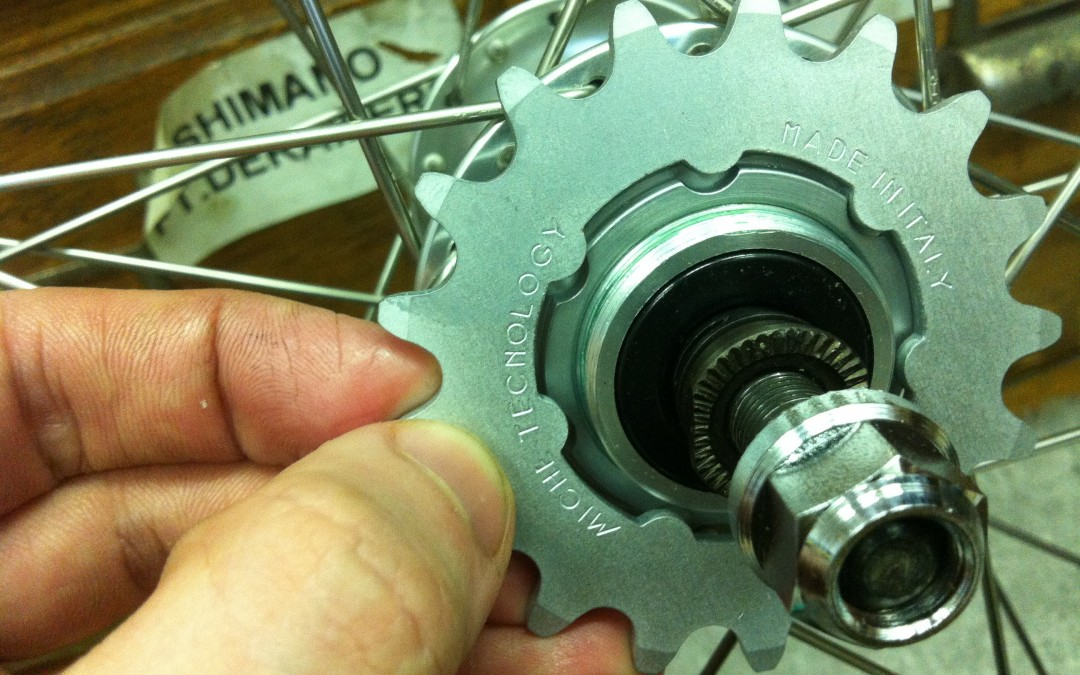 Montague Overhaul V: Track Cogs and Chains