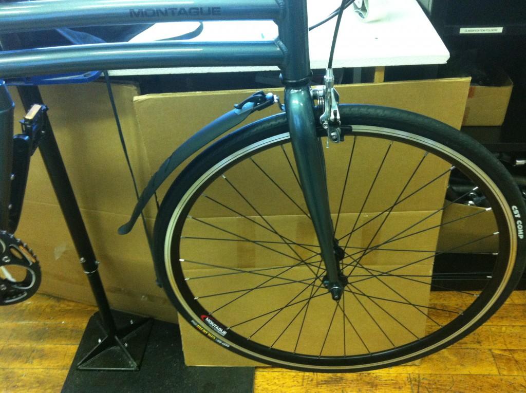 Montague Quick Release Fender Installation Montague Bikes