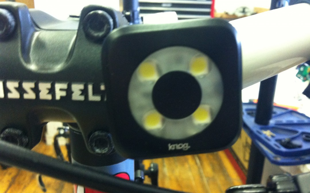 Knog Blinder 4 Review
