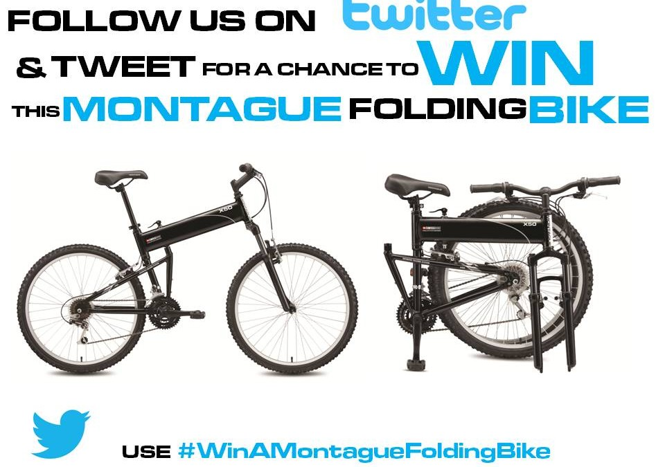 Twitter Contest: Win a Montague X50!