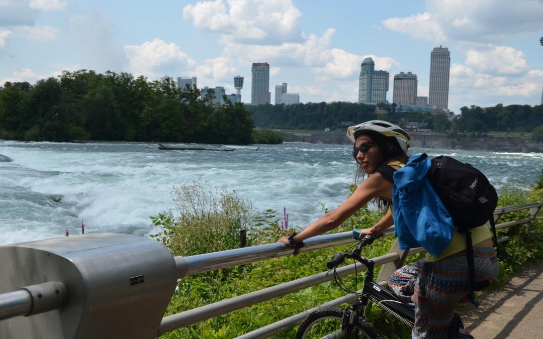 Montague Tour of the Americas: Niagara to Chicago