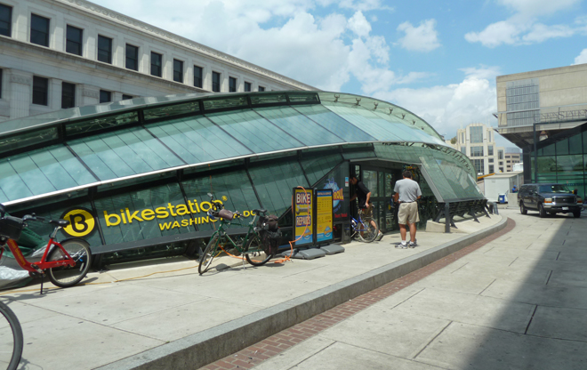Bikestation Dc