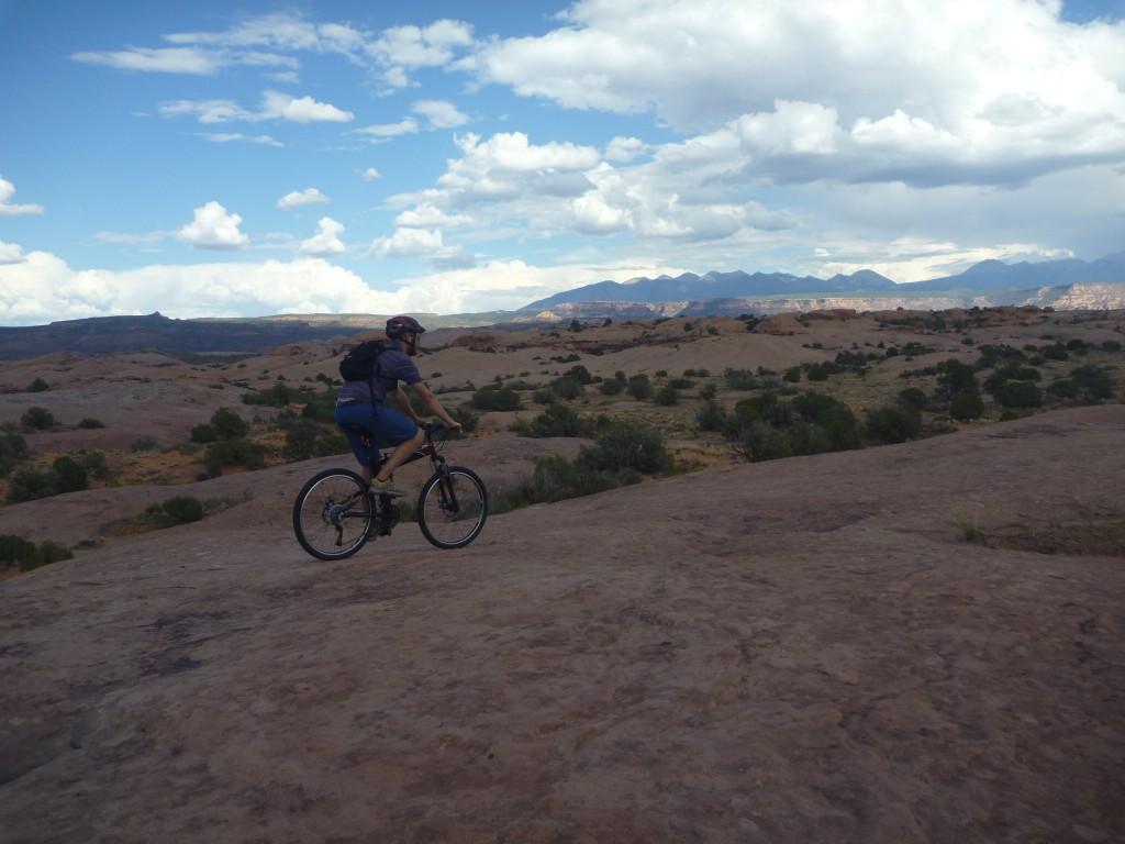 X70 riding national park