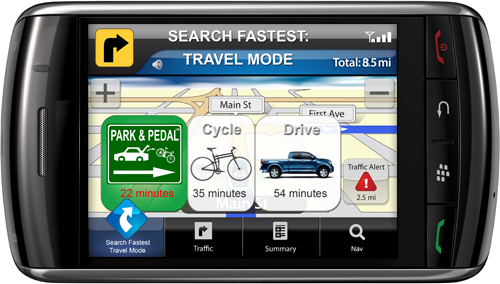 GPS_Park_and_Pedal