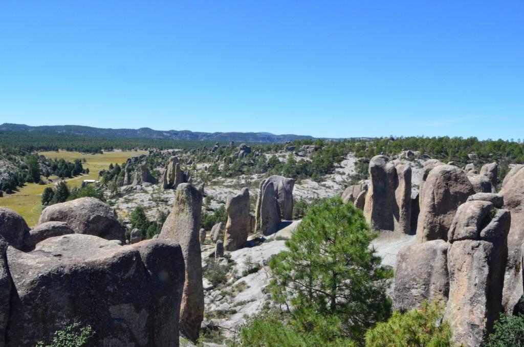 valle de lso monjes