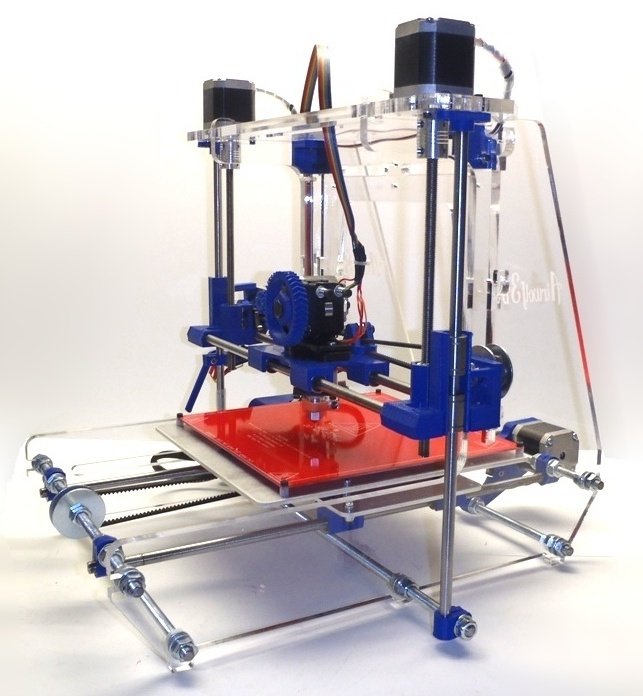 Airwolf Small Format 3D Printer. Photo courtesy of wikipedia.org