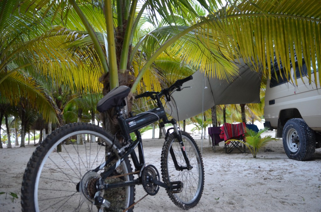 tulum by bike