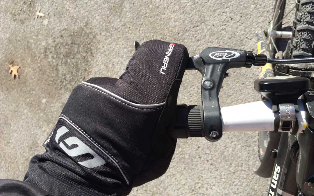 Keep Your Hands Warm: Winter Cycling