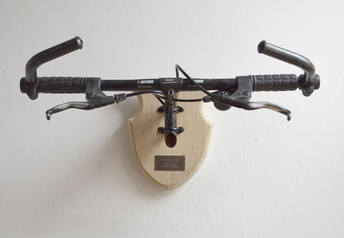 Repurposed Bike Parts: Getting Creative