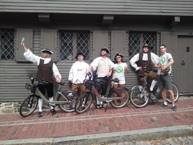 PeopleForBikes Green Lane Project: Boston