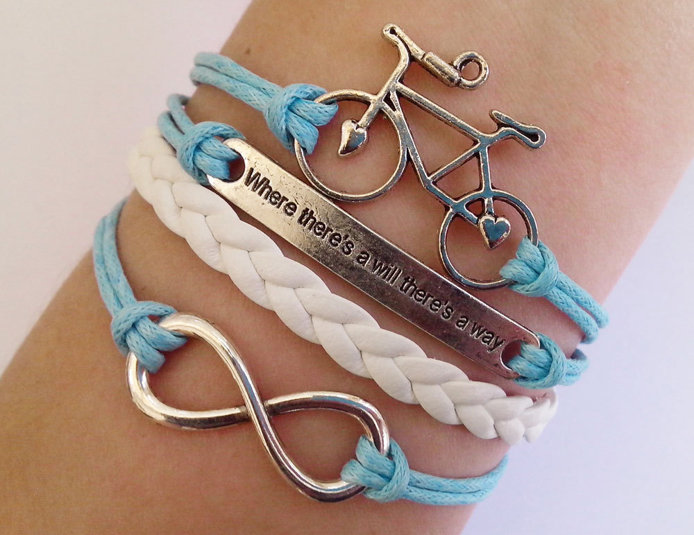 bicycle-charm-bracelet