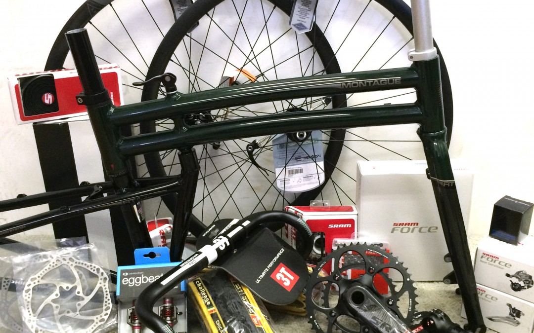 Folding Gravel Bike Build: Part 1