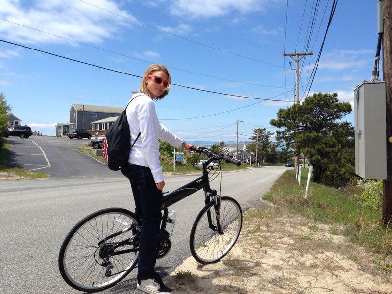Montague Bikes at the Beach: Cape Cod