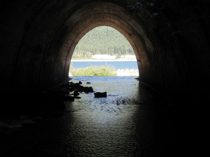 cold creek into the yakima