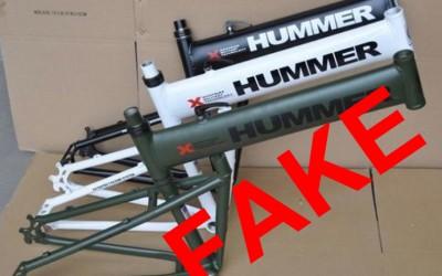 Montague Bikes: How to Spot a Counterfeit