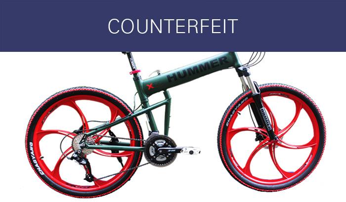 Montague Bikes How To Spot A Counterfeit Montague Bikes