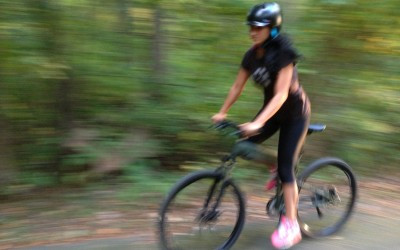 MTB in Wompatuck State Park