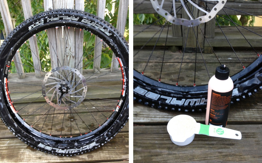 Going Tubeless: How to Convert Your Existing Rims