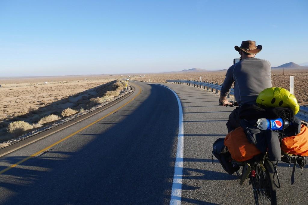 CA Nevada Border