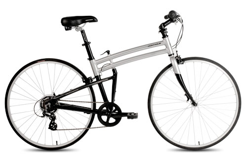 2015 Montague Crosstown Folding Bike
