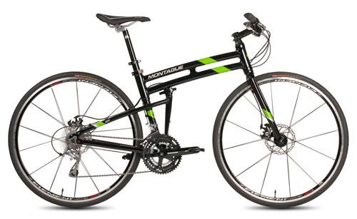 Fit Folding Bike Open