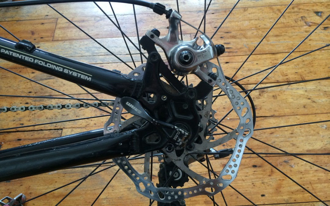 Removing Disc Brake Squeal