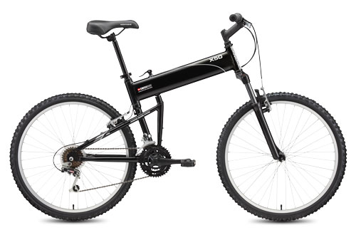 2015 Montague Swissbike X50 Folding Bike