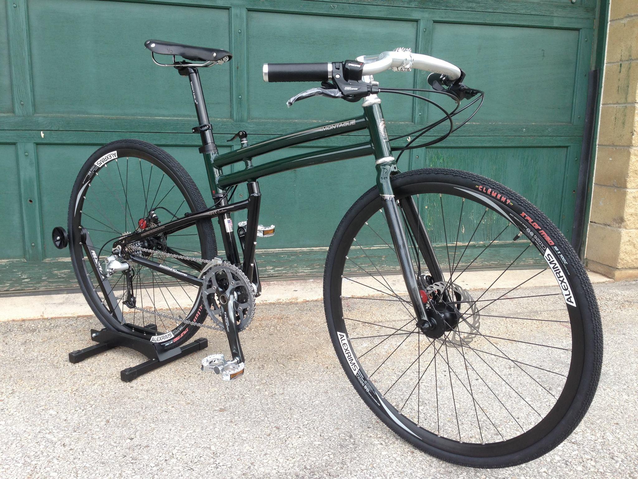Custom Montague Folding Bikes Montague Bikes