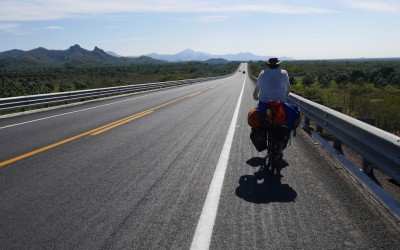 Brothers Touring: Mexico on Montague Bikes